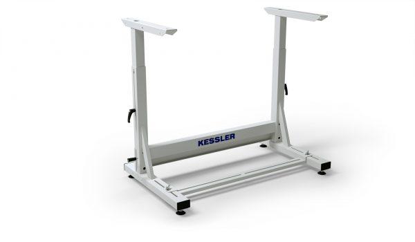 Sitz-Steharbeitsplatz mit Handkurbel KES-2100-VT-RO75