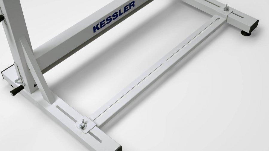 "Alternative mit Handkurbel KES-2100 – Pedalleiste ""GL"""