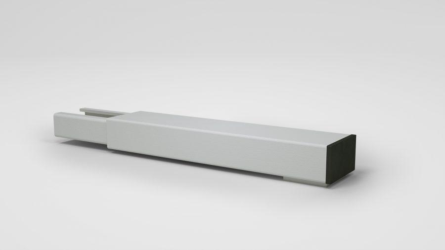 Alternative mit Handkurbel KES-2100 – Fußverlängerung