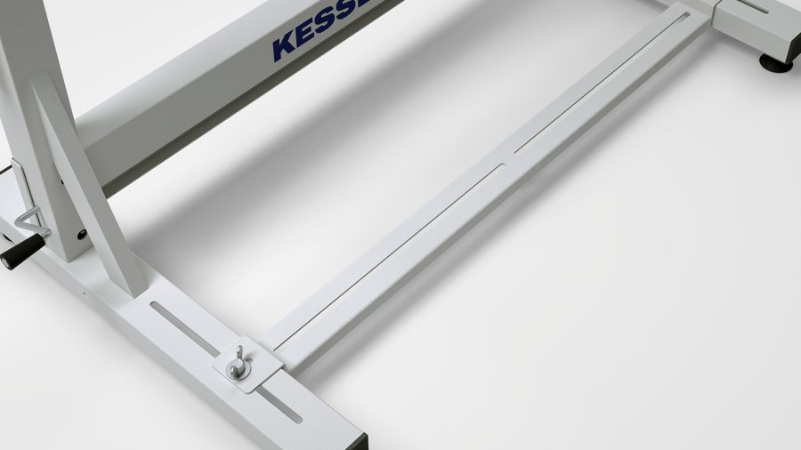 """Nähmaschinen-Untergestell KES-2000 – Pedalleiste """"GL"""""""