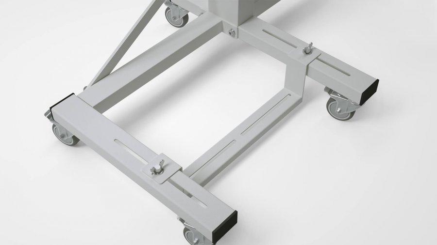 """Nähmaschinen-Untergestell KES-2000 – Pedalleiste """"RO75"""" von KESSLER"""