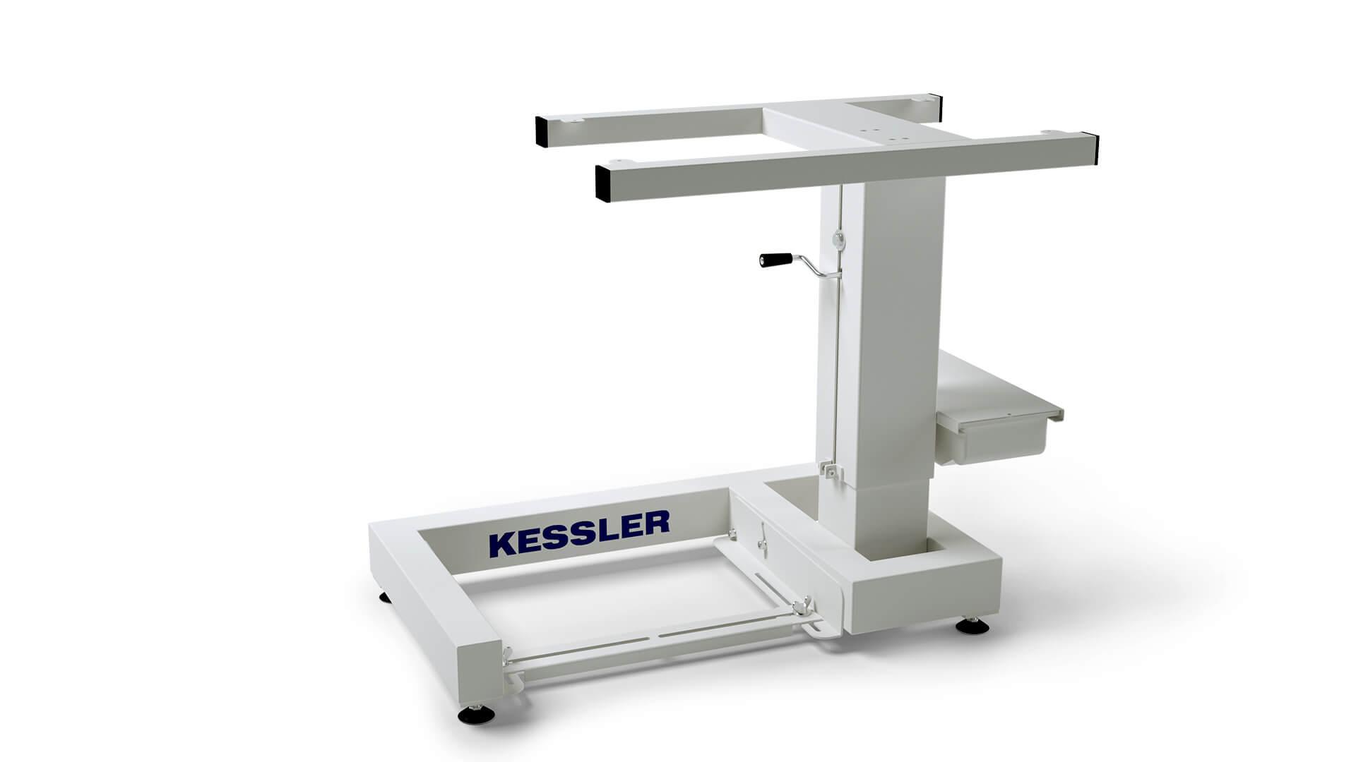 Nähmaschinen-Untergestelle von Kessler