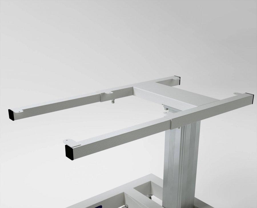 """Einsäulen-Untergestell KEG, """"H"""" von KESSLER"""