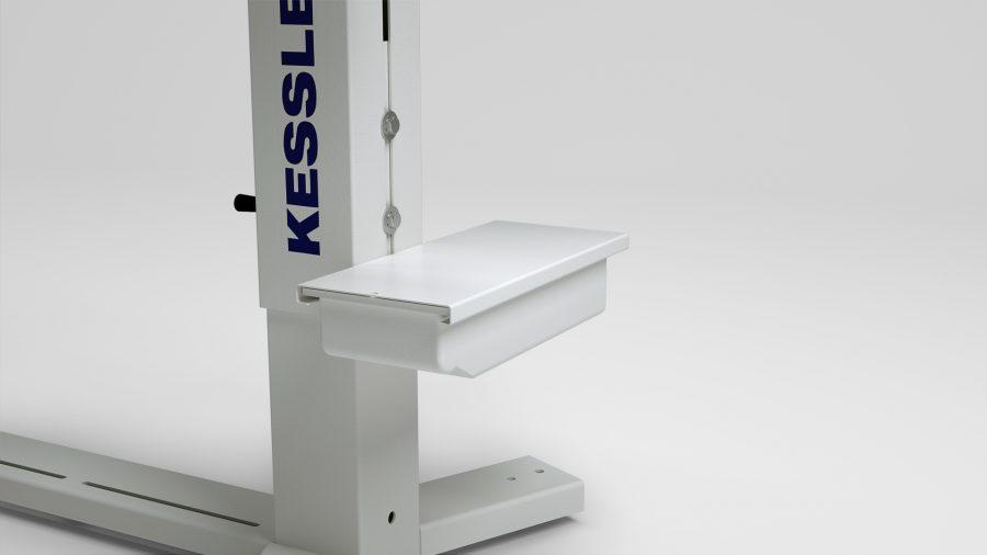 """Einsäulen-Untergestell KEG, """"S-10"""" von KESSLER"""