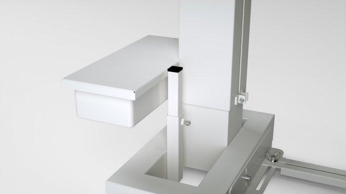KESSLER - Zubehoer – Schubfachhalterung, höhenverstellbar