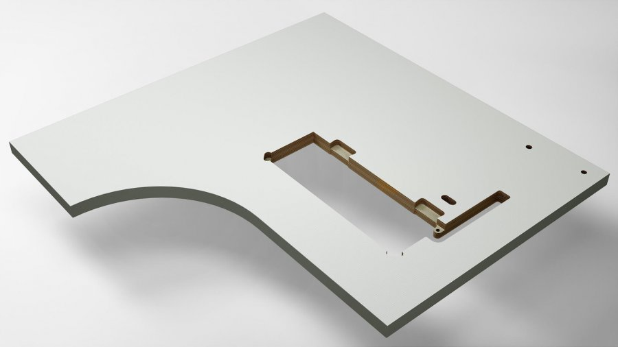 Sondertischplatte von KESSLER