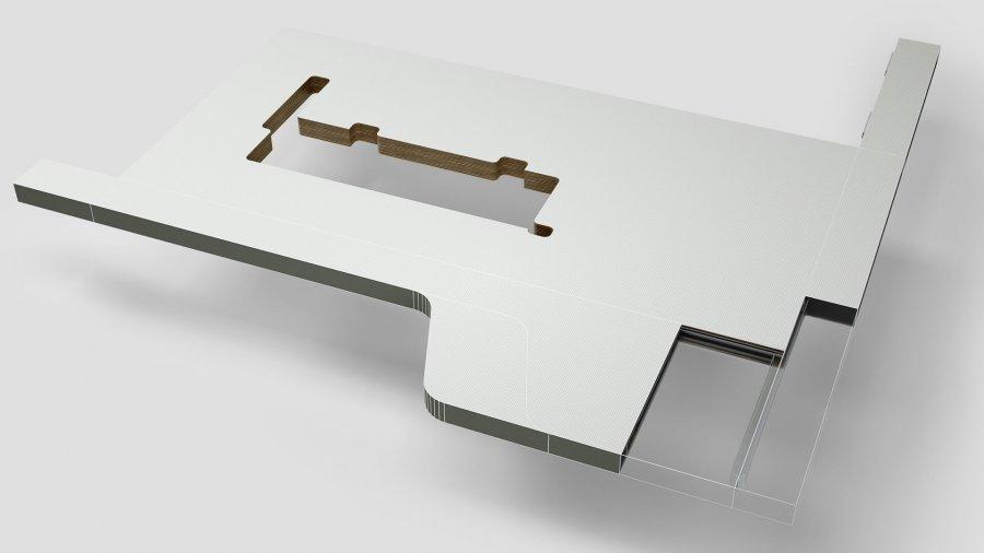 Modulares Tischplatten System (MTS) von KESSLER