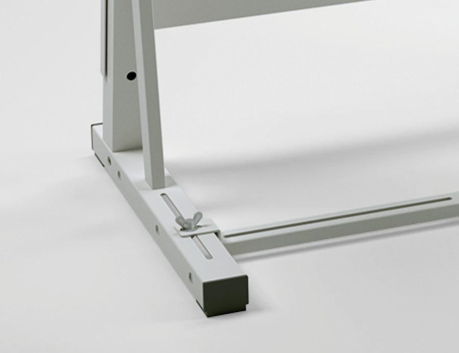 Sitz- oder Steharbeitsplatz KES-B – GL