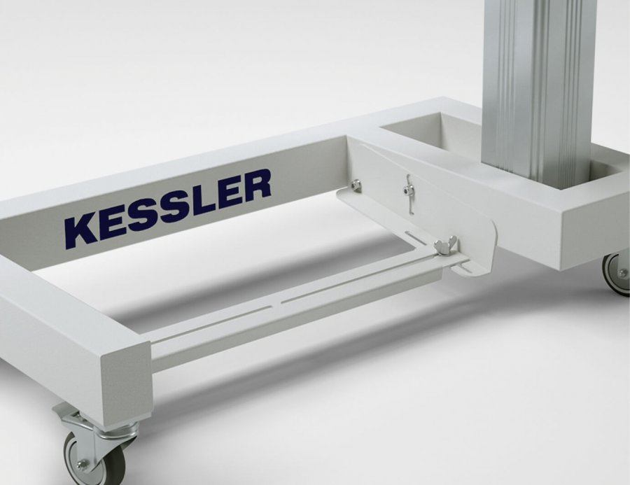 """Tretplattensteg """"KEG"""" von KESSLER"""